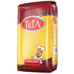 COUSCOUS TRIA MEDIUM 1 KG
