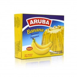 Gelee Aruba Jelly Banane 85g