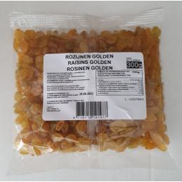 RAISIN GOLD JAUNE 300GR