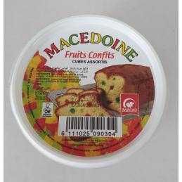MACAO MACEDOINE FRUITS...
