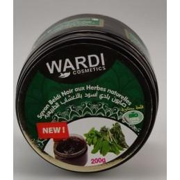 Wardi Black Soap Herbes...